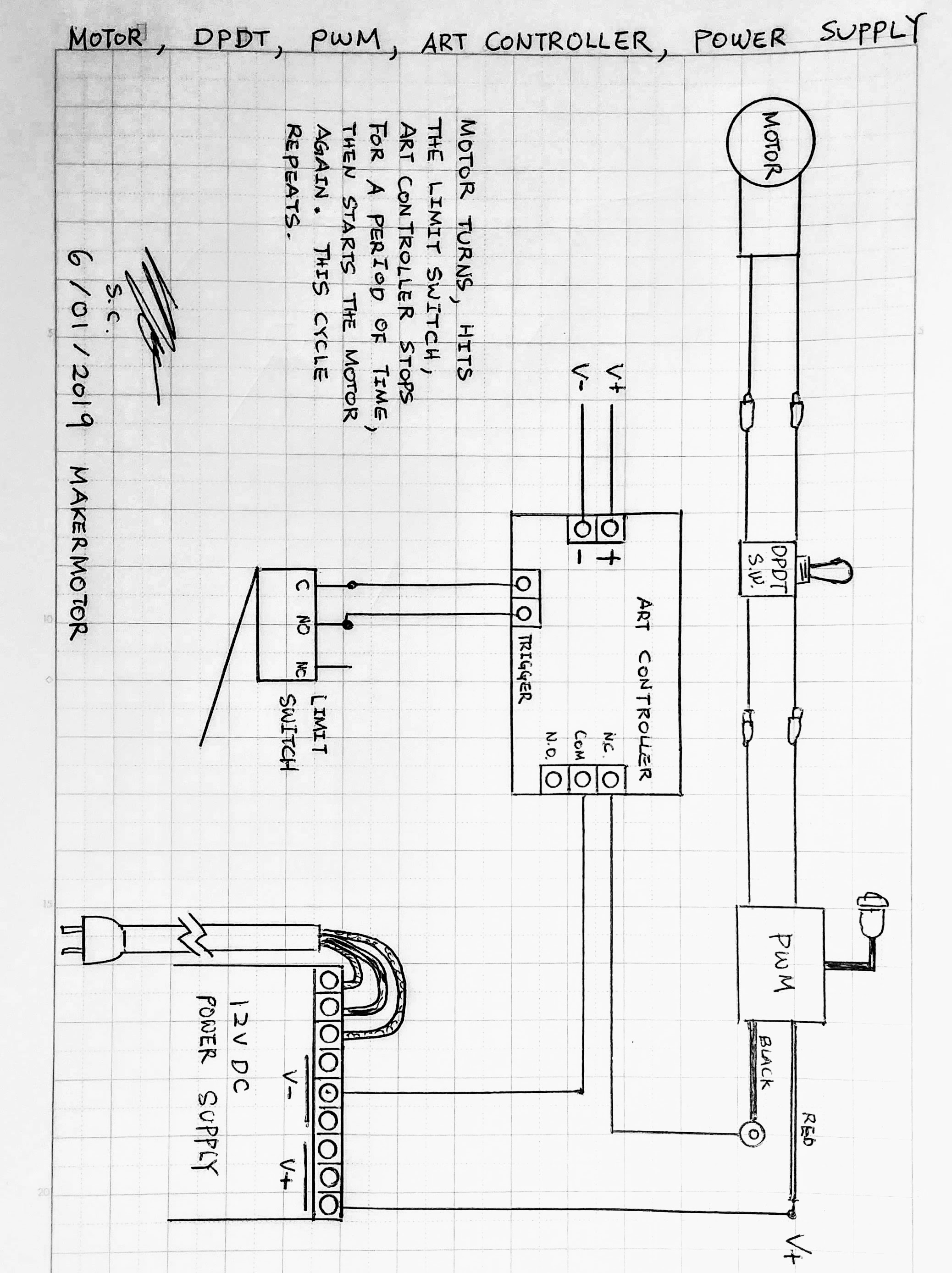 Wiring Diagram For Time Delay Relay